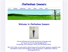 Tablet Preview of cheltenhamdowsers.org